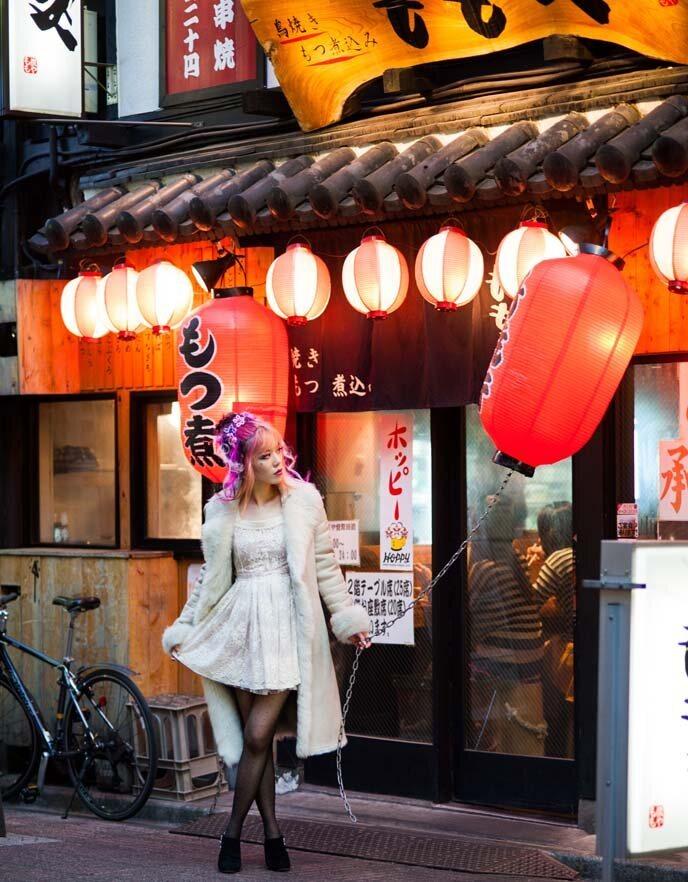 Tokyo Blogger La Carmina