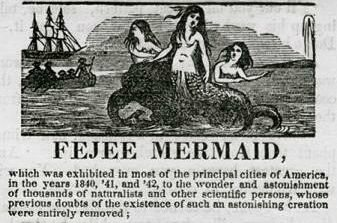 Fiji Mermaid  Mermaid - Atlas Obscura
