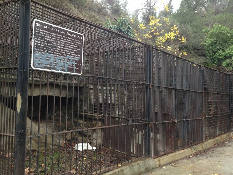 Abandoned Los Angeles Zoo - Atlas Obscura