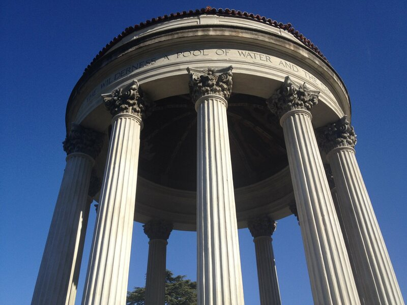 Sunol Water Temple - Atlas Obscura